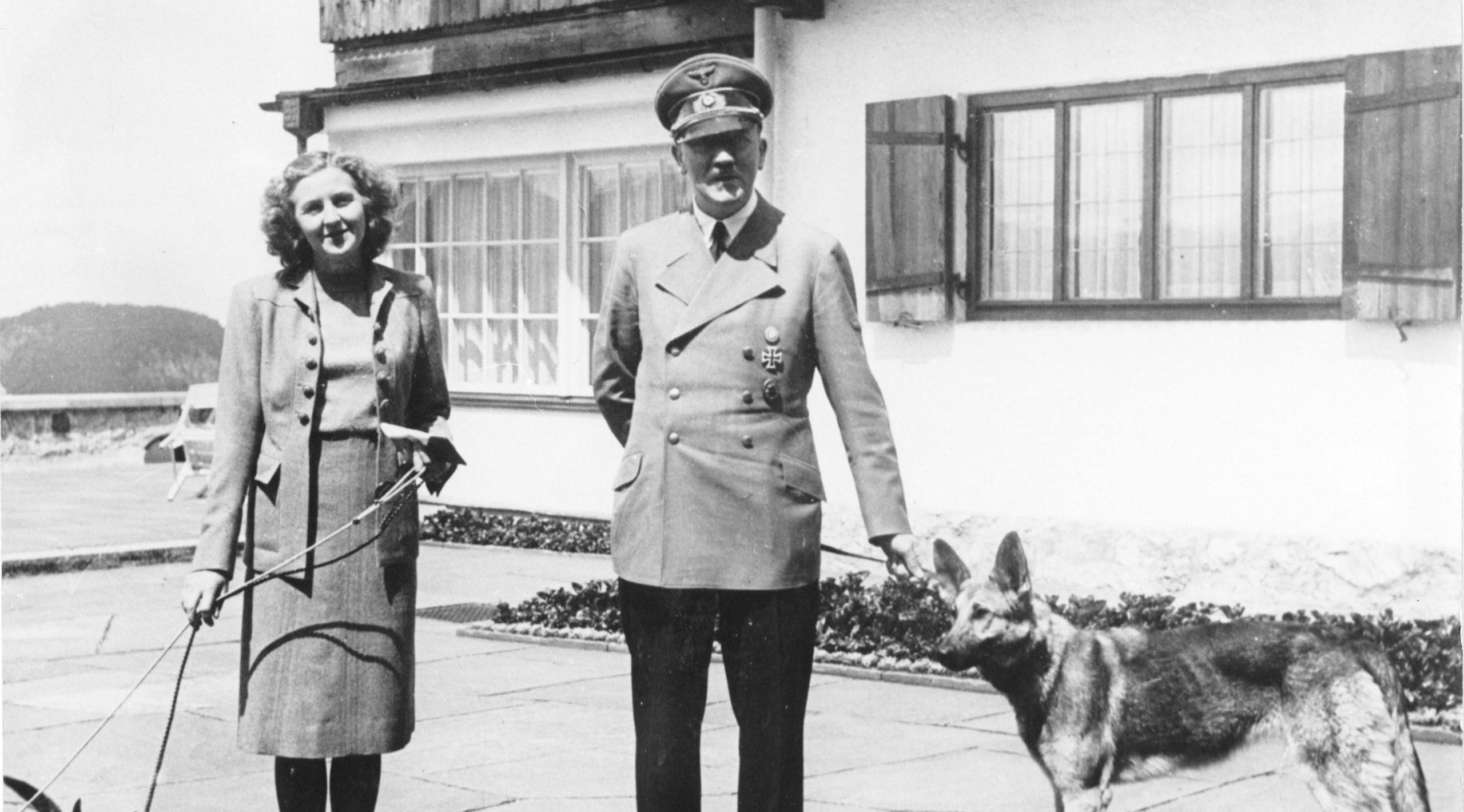 Eva Braun: A lány, aki egy szörnyeteget szeretett