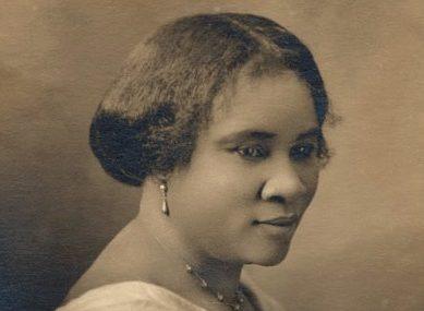 Az első fekete nő, aki dollármilliárdos lett: Madam C. J. Walker