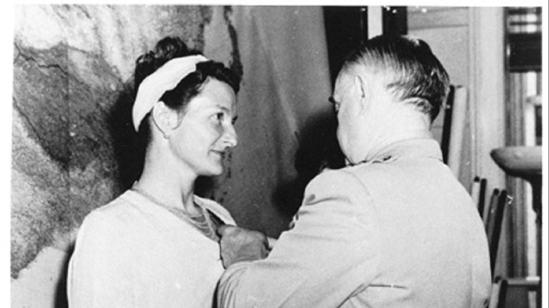 A náciknak csak egy sánta nő, valójában profi kém – Virginia Hall