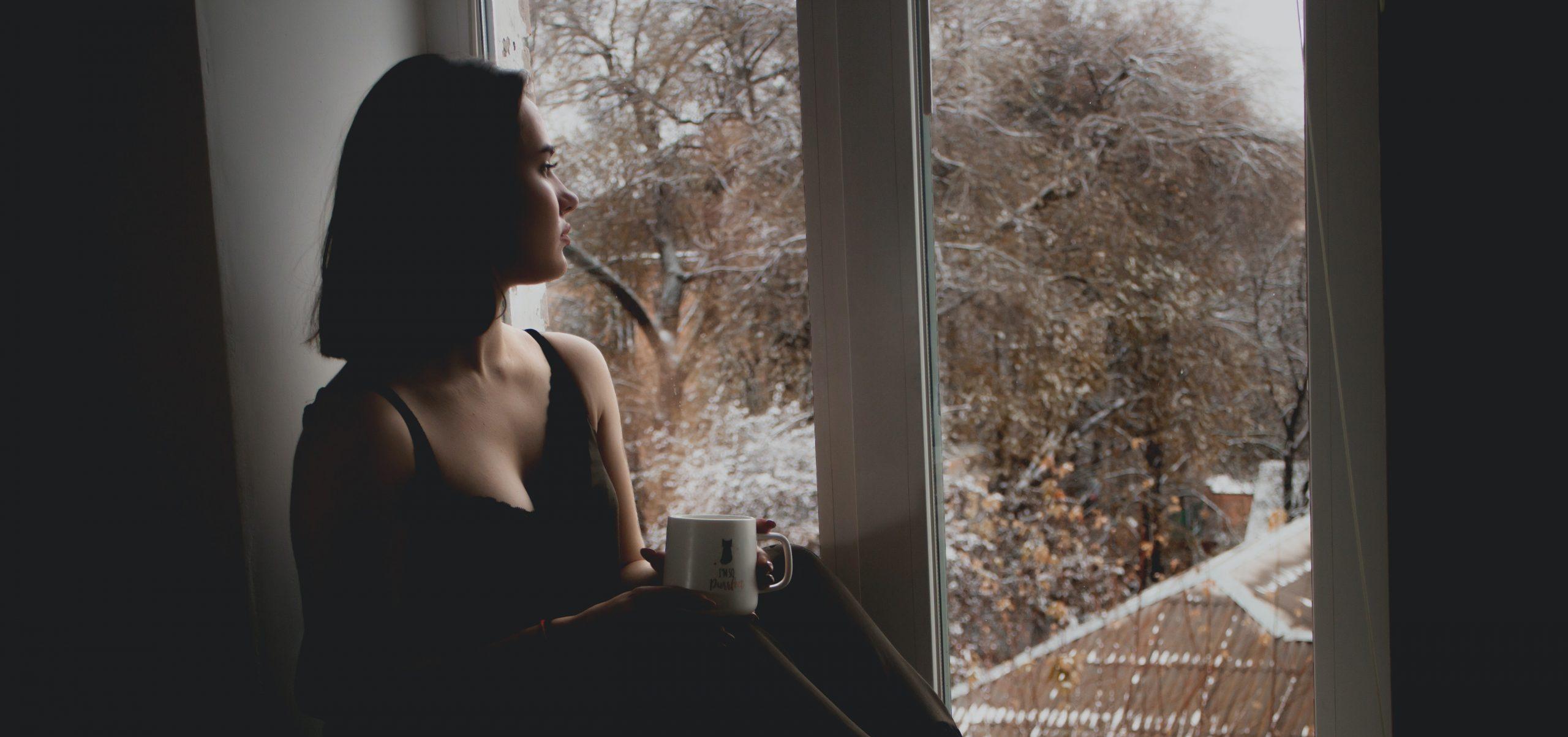 Megerősödtél a szerelmemtől – most kisétálsz az ajtón…
