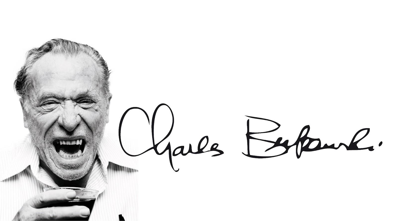 """""""Néhány ember sosem őrül meg. Milyen szörnyű életük lehet."""" – Bukowski"""