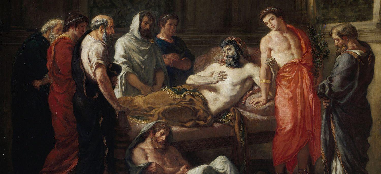 Marcus Aurelius: Elítélte a szenvedélyt, és csak a vállát rángatta a halálra…