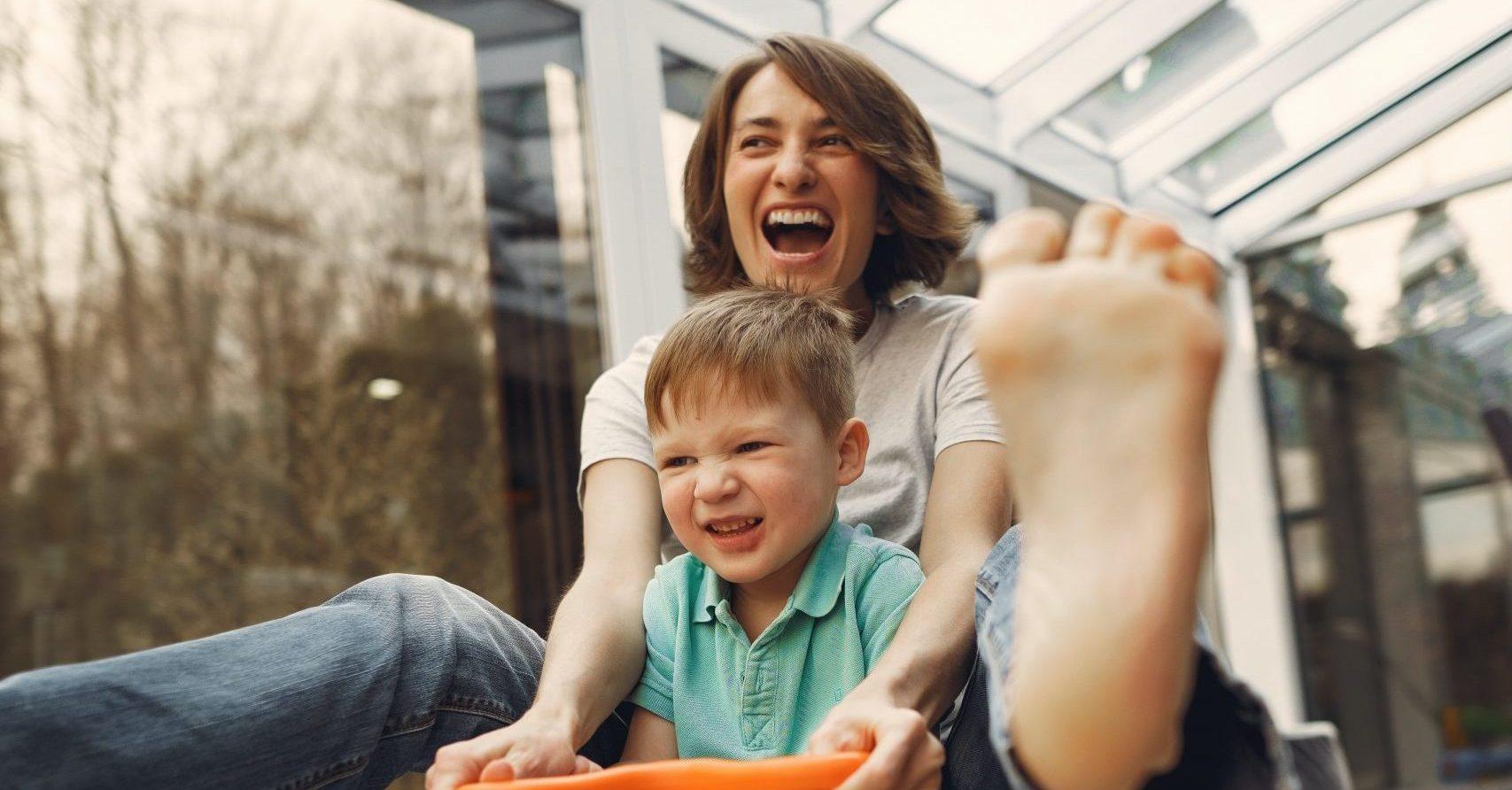 Home office anyaként: Amikor egy 4 éves a munkatársad!