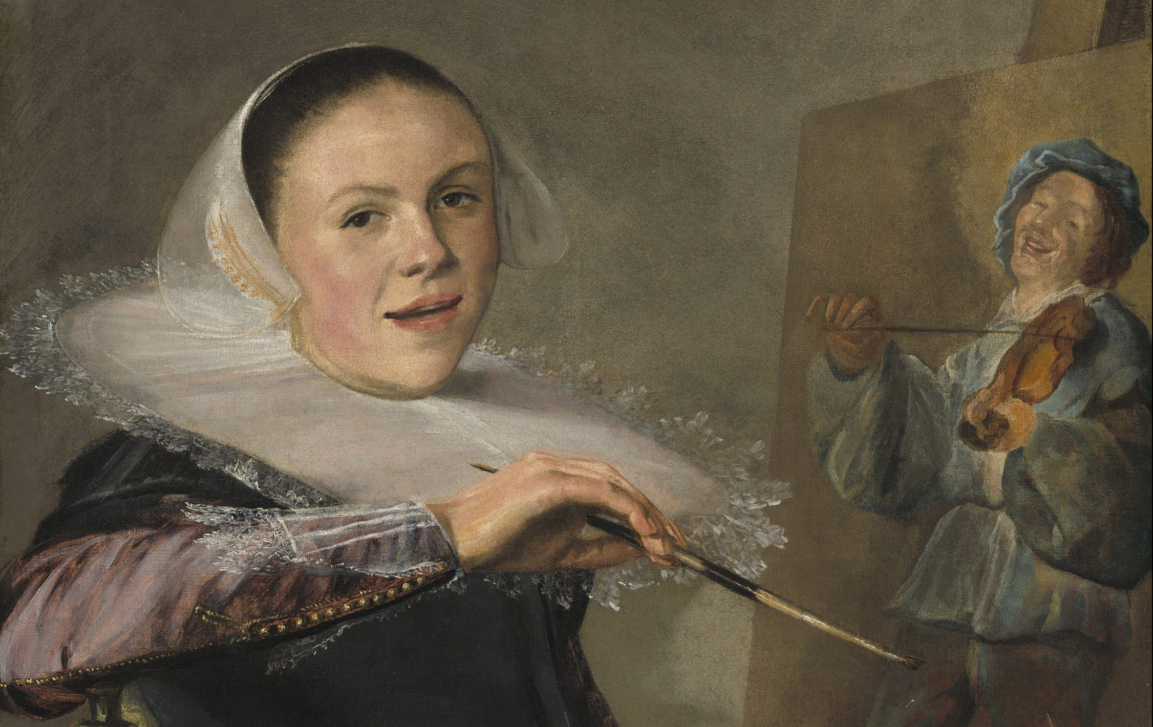 A nő, aki festményeivel harcolt a férfiuralom ellen