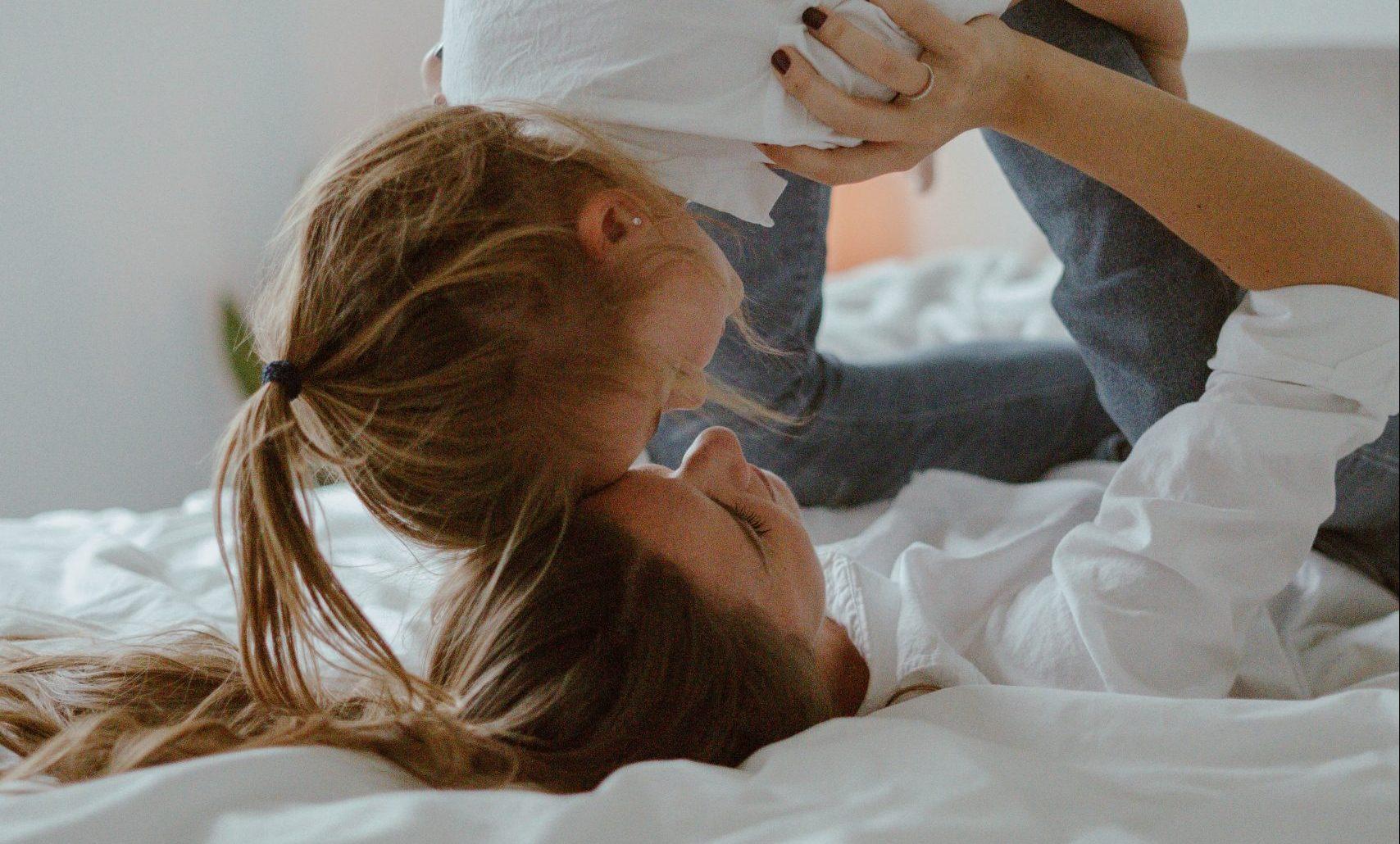 Anyák napi köszöntő, egy leendő anyukától