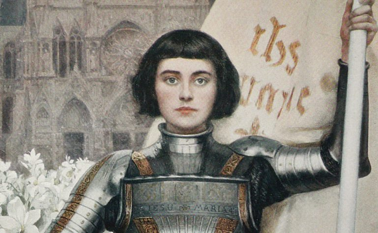 Jeanne d'Arc: Skizofrén volt, vagy Isten küldötte?