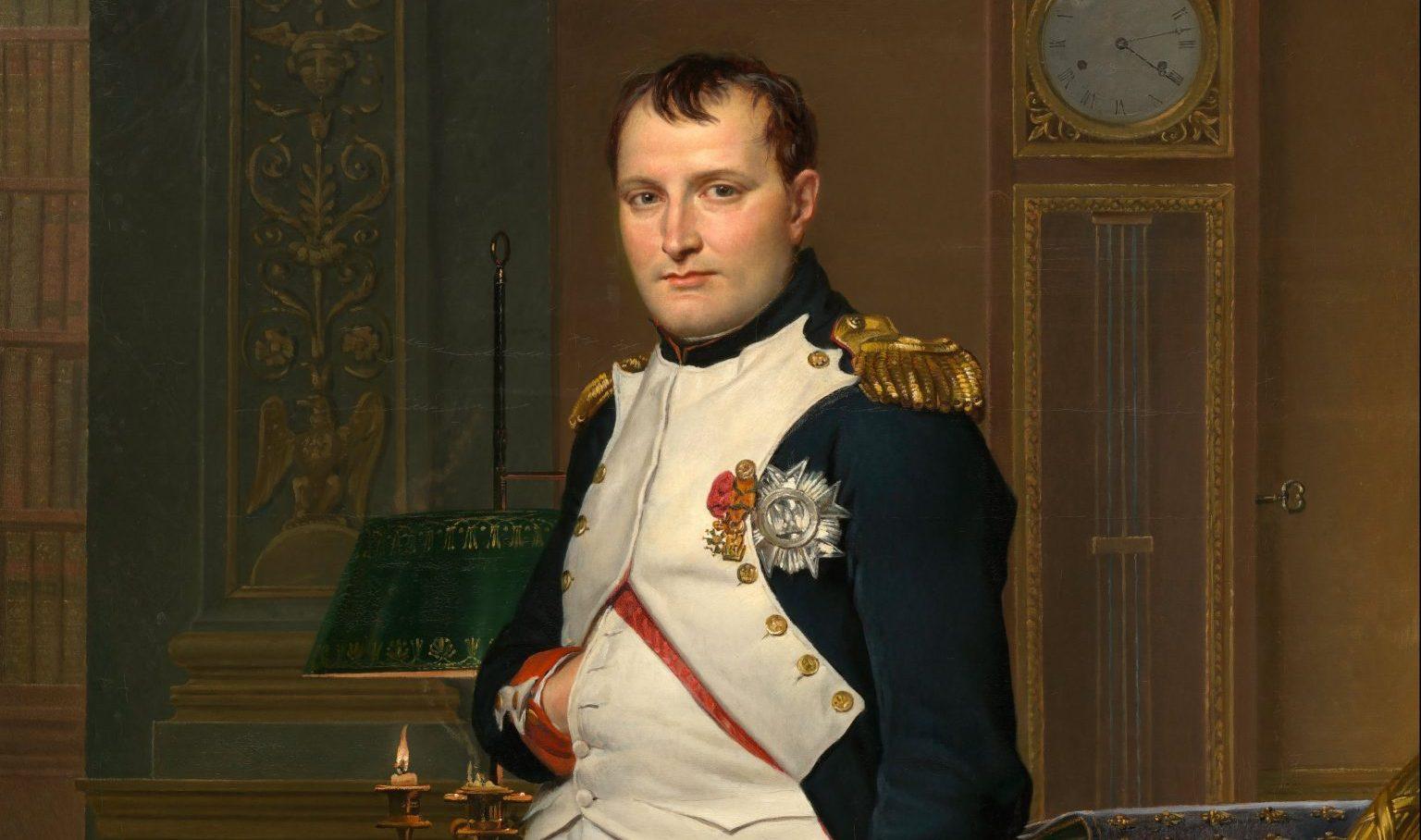 """Napóleon: A """"korzikai ogre"""", aki imádta a háborút"""
