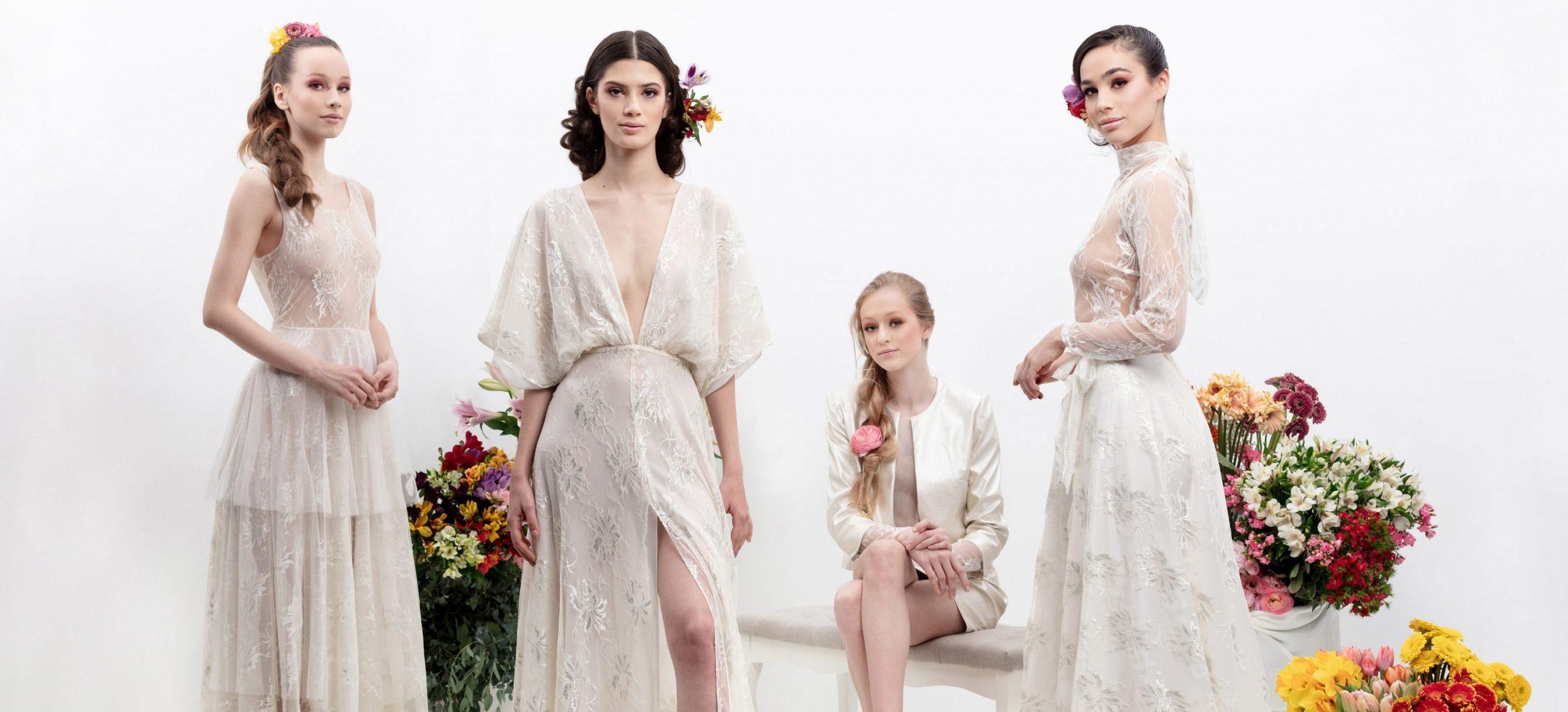 Menyasszonyiruha-divat a járvány alatt – Interjú Makány Mártával