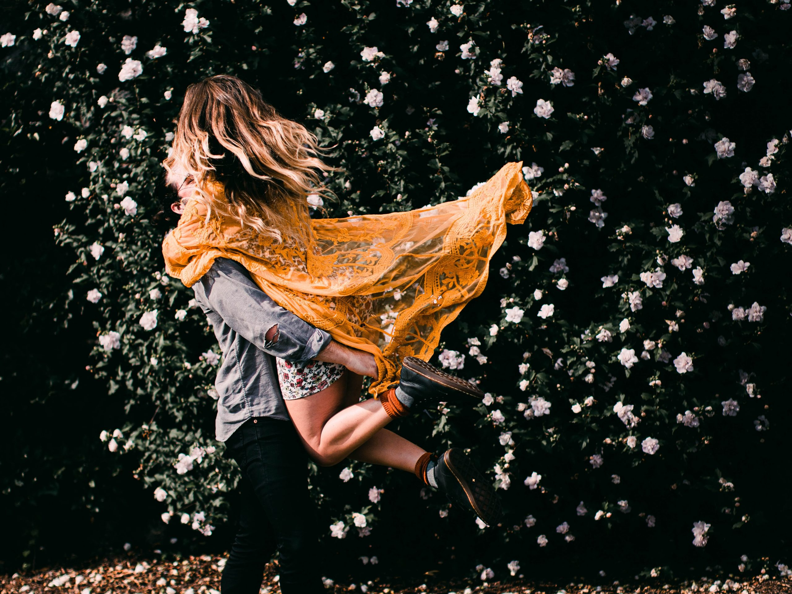 Te és én meggyógyítjuk egymás sebeit…