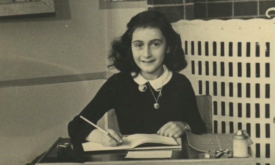 Anne Frank: Hiszem, hogy az emberek jók a szívükben…