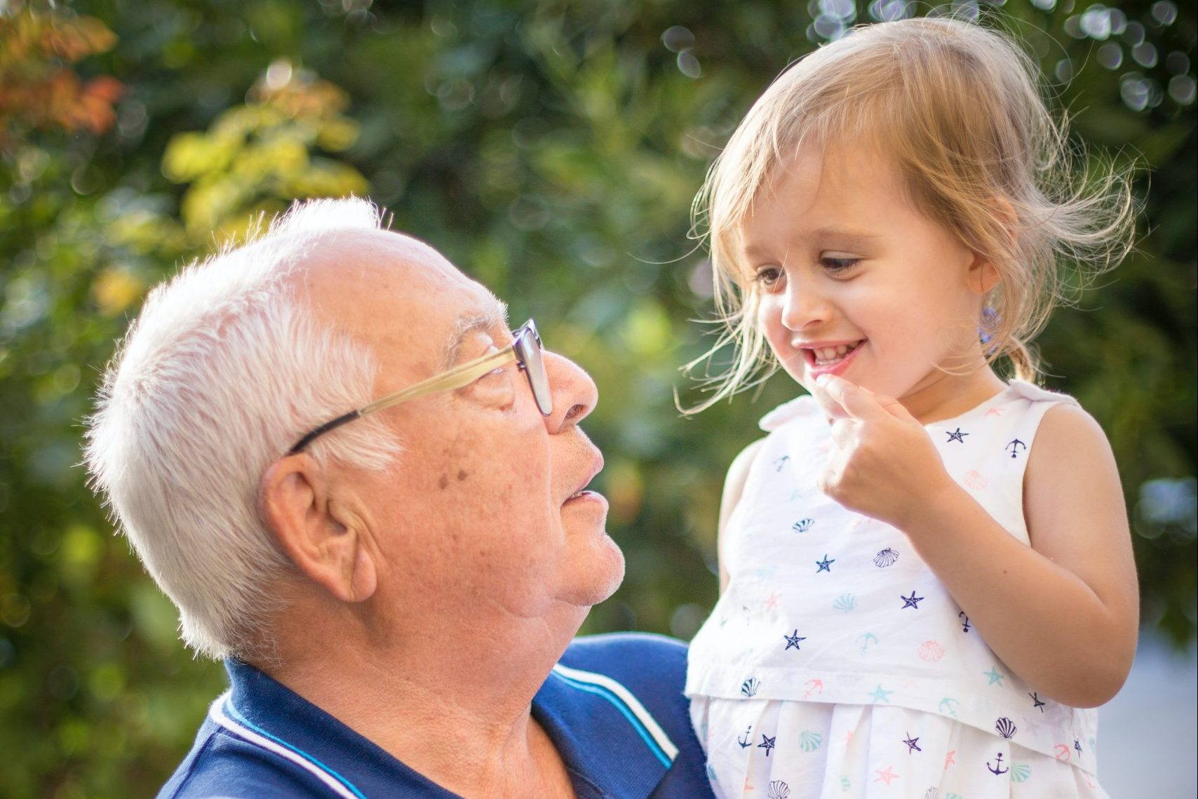 Milyen nagyszülő az, aki nem akar az unokájával lenni?