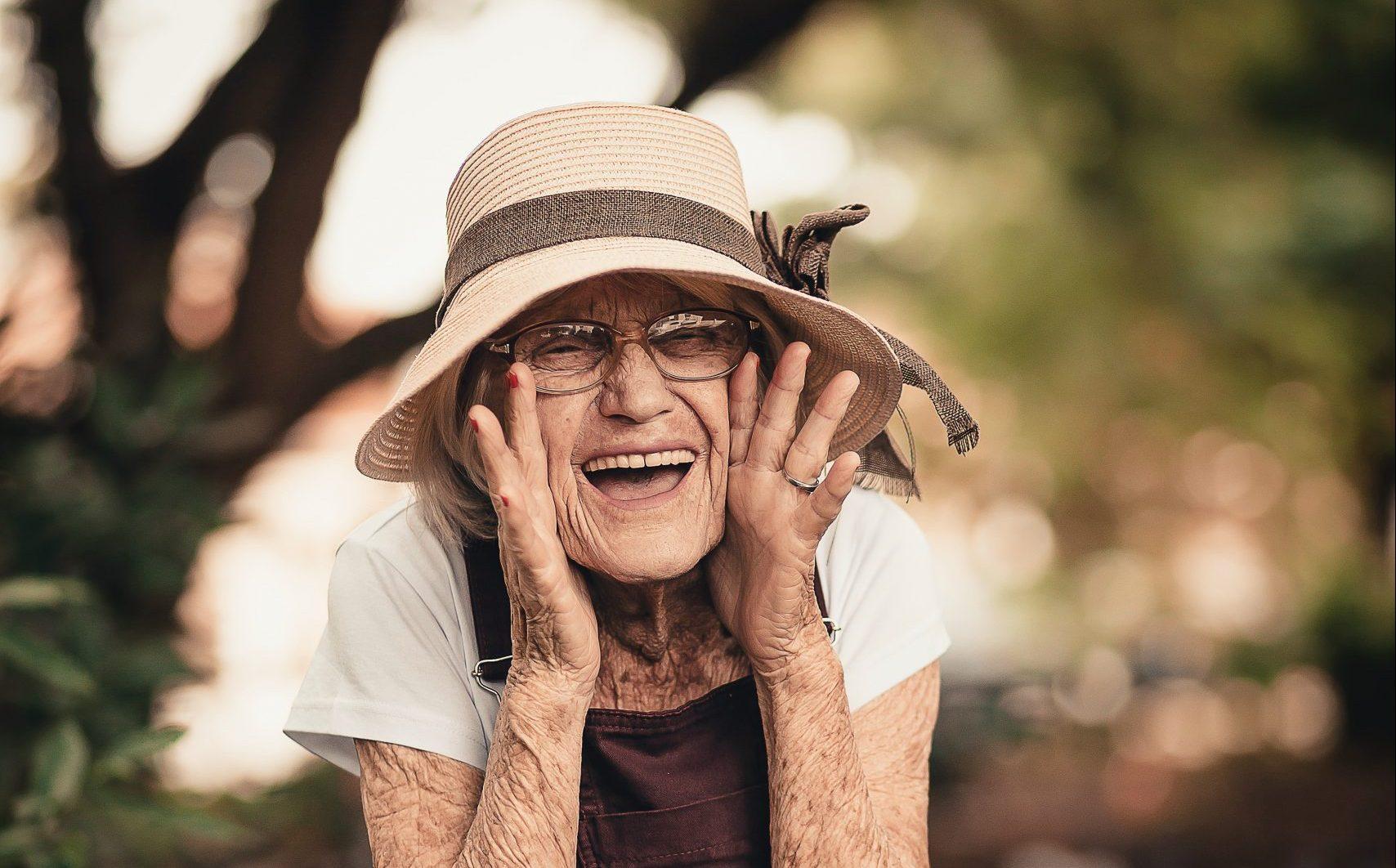 Egy 90 éves nénitől tanultam: élni vagányan kell!