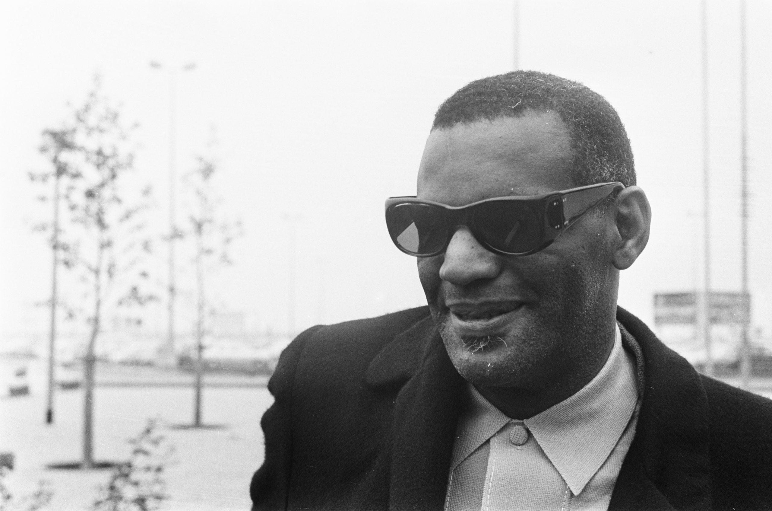 Ray Charles, aki vakon is hitt az élet szépségében