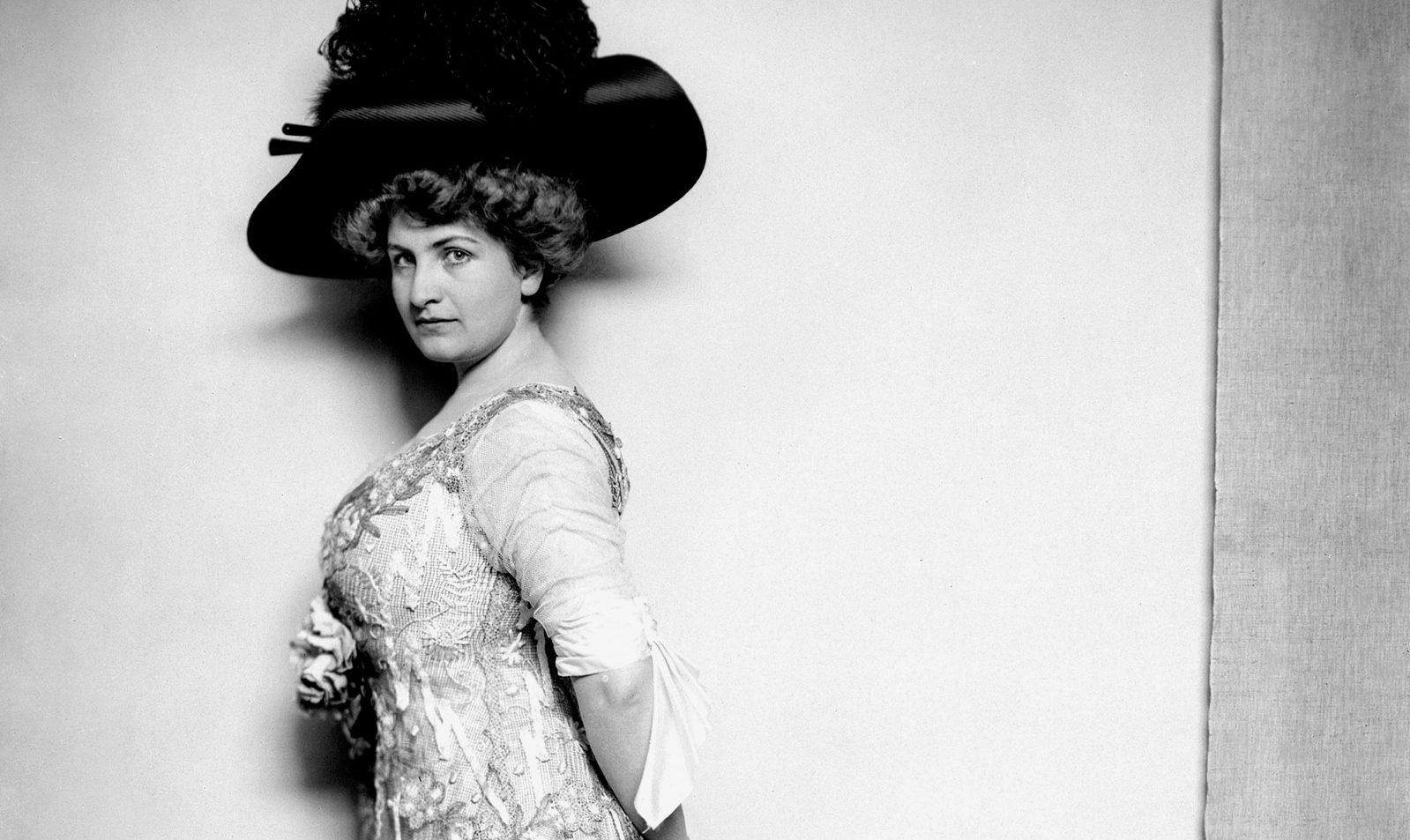 Alma Mahler, aki csak zsenikkel bújt ágyba…