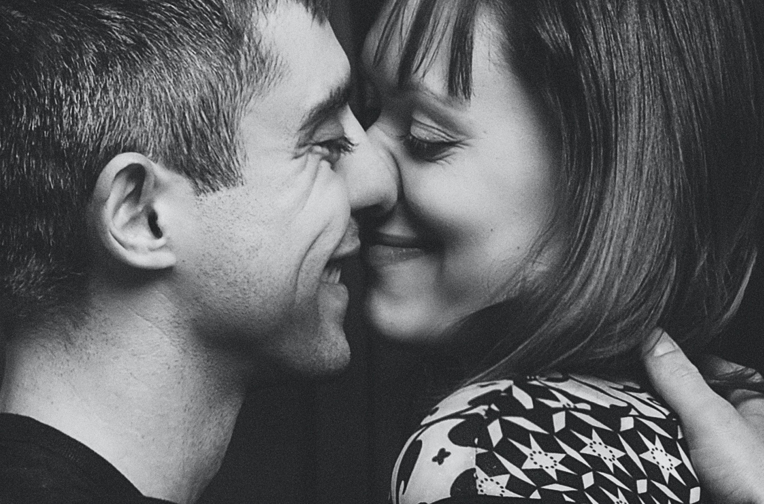 A csók mást jelent egy férfinak, mint egy nőnek?