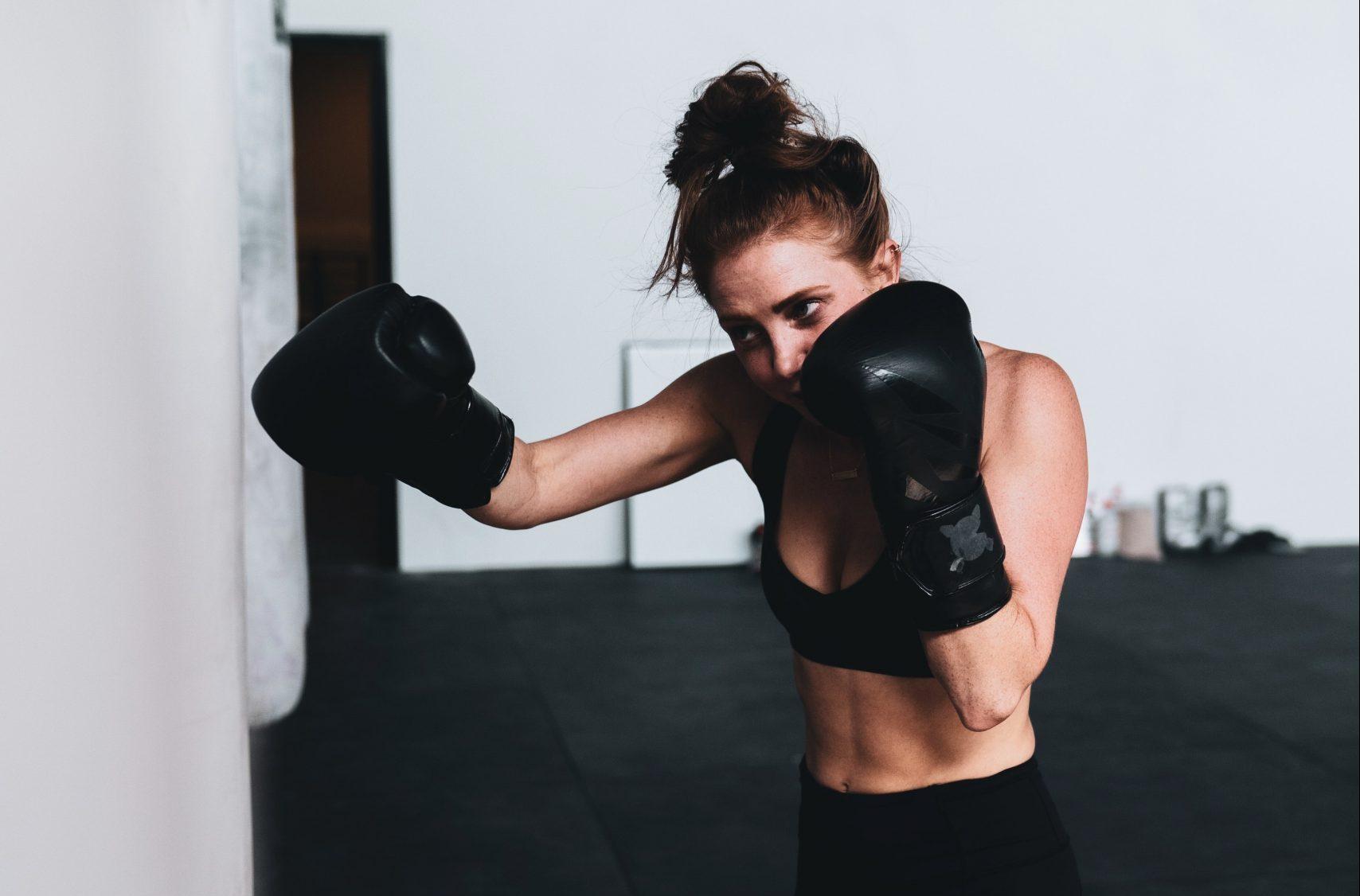 Hagyjuk már, hogy a küzdősport nem való a nőknek!