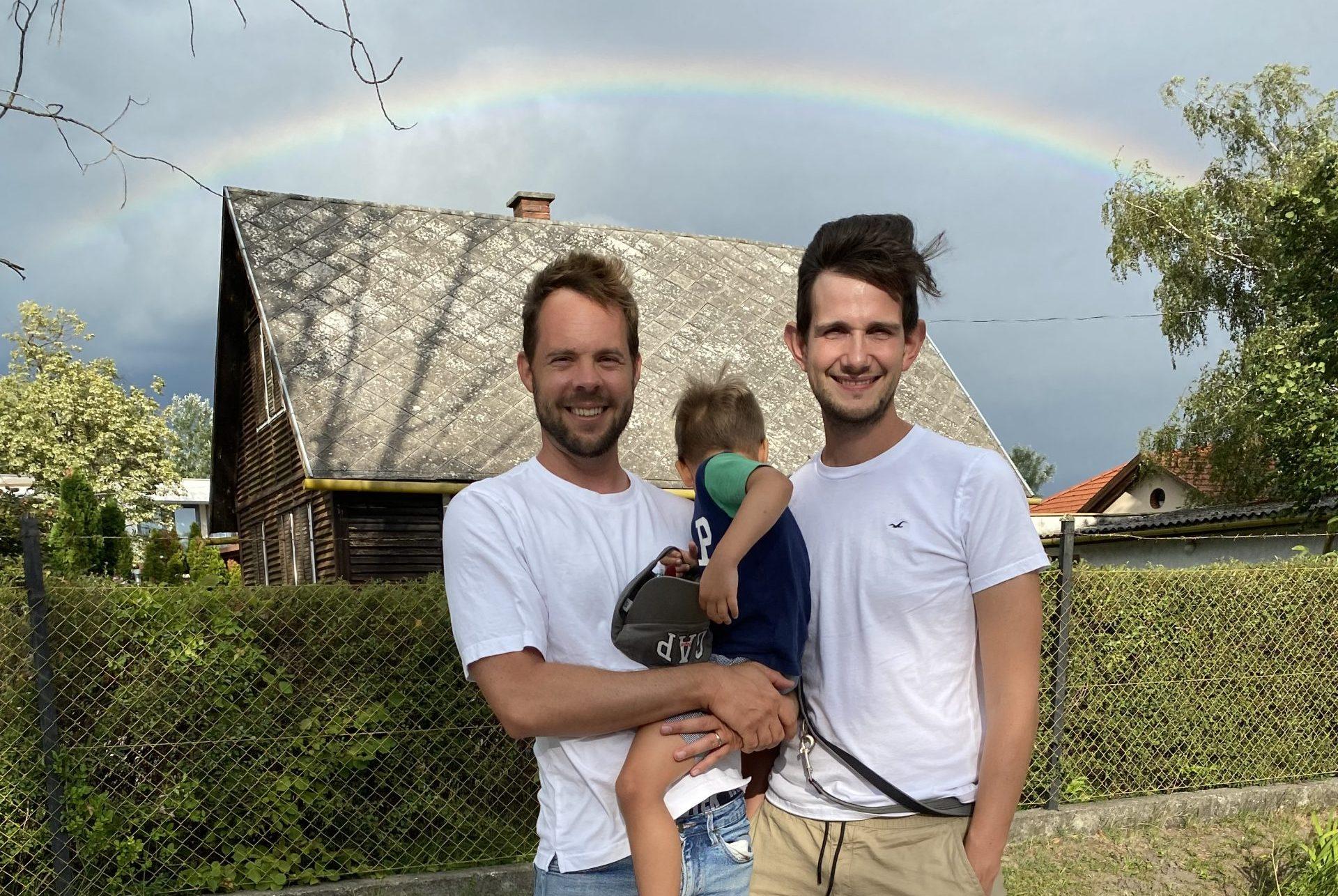 Apa és apu – így is lehet teljes a család